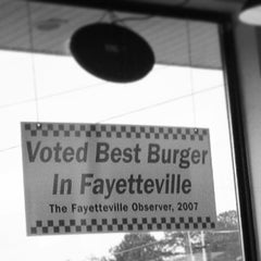 Photo taken at Five Guys by Michael M. on 6/25/2013