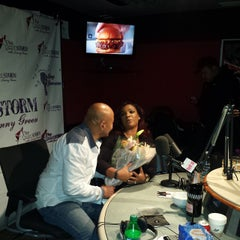 Photo taken at WBLS-FM 107.5 by MrABeverywhere on 11/4/2014