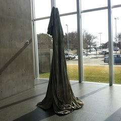 Photo taken at Modern Art Museum of Fort Worth by Peter K. on 12/26/2012