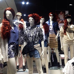 Photo taken at H&M by Cecily A. on 6/10/2013