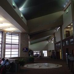 Photo taken at Joplin Regional Airport (JLN) by Melissa on 2/9/2014