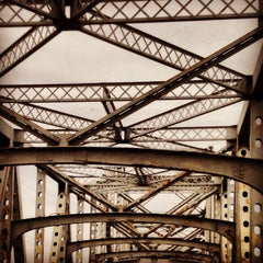 Photo taken at Brent Spence Bridge by Melissa on 11/15/2013