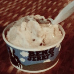 Photo taken at Ben & Jerry's by Shauna R. on 8/31/2014