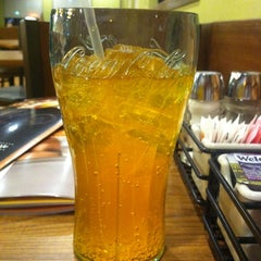 Photo taken at Denny's by Crystal W. on 1/25/2014