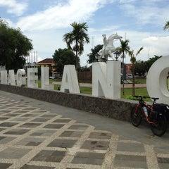 Photo taken at Alun - Alun Kota Magelang by Bagus G. on 1/16/2013