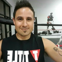 Photo taken at Title Boxing Club by Marc V. on 7/21/2015