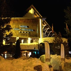 Photo taken at abba Formigal Hotel 4*S by Camelania E. on 2/15/2013