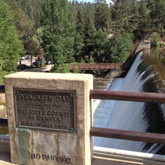 Photo taken at Evergreen Dam by Brian S. on 6/23/2015