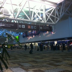 Photo taken at Nashville International Airport (BNA) by Matthew H. on 10/28/2012