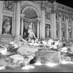 Photo taken at Piazza di Trevi by Afanasiadi V. on 11/10/2012