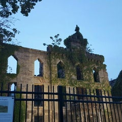 Photo taken at Smallpox Hospital by Siddhi T. on 7/19/2015