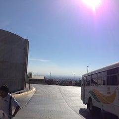 Photo taken at SIT San Juan Bosco by Enrique N. on 2/22/2013