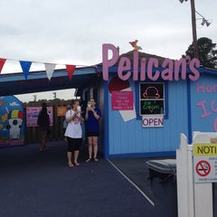 Photo taken at Pelicans Snowballs by Marcus C. on 5/10/2014