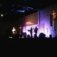 Photo taken at Edgewater Church by Jeff B. on 3/29/2013