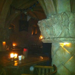 Photo taken at S. Brevinga alus salons by Petr C. on 10/27/2012