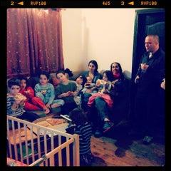 Photo taken at בקתות דבש בגולן by Erez H. on 12/12/2013