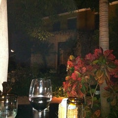 Photo taken at Hacienda Puerta Campeche by Sabine K. on 11/29/2012