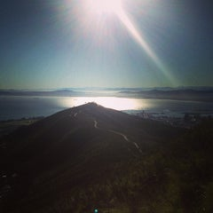 Photo taken at Lions Head (summit) by Bruce D. on 6/17/2013