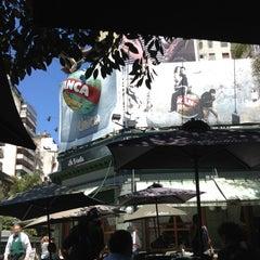 Photo taken at La Biela by Cristobal G. on 12/7/2012