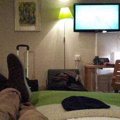Photo taken at Best Western Hotell Bondeheimen by Boris P. on 2/5/2014