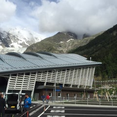 Das Foto wurde bei Traforo Monte Bianco [T1] - Piazzale Sud von Niels M. am 6/15/2015 aufgenommen