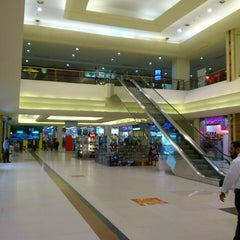 Photo taken at Dandy Mega Mall | داندي ميجا مول by Marwan A. on 4/21/2013