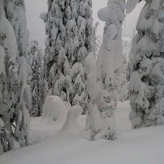 Photo taken at Whitefish Mountain Resort by Jenna H. on 12/26/2012