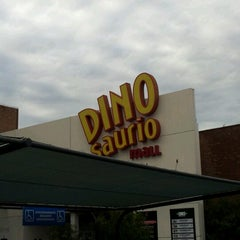 Photo taken at Dinosaurio Mall by Victor G. on 2/2/2013