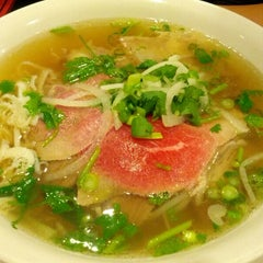 Photo taken at Pho Lien by TastyMontreal on 11/23/2012