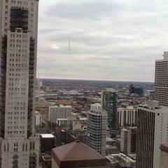 Photo taken at Four Seasons Hotel Chicago by Tori V. on 3/27/2013