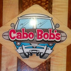 Photo taken at Cabo Bob's by Alyson S. on 7/30/2012