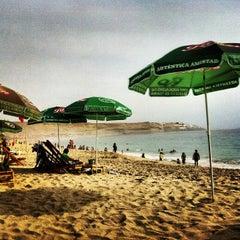 Photo taken at Playa El Silencio by Stijn O. on 2/14/2012