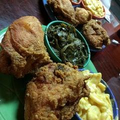Photo taken at Frisco Fried by shaBOinken (. on 8/2/2014