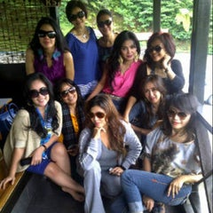 Photo taken at Evergreen Hotel & Cottage Puncak by Laura F. on 12/1/2012