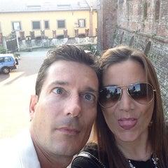 Foto scattata a Castello di Carimate Hotel da Riccardo P. il 7/6/2014