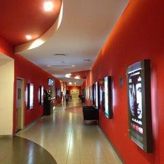 Photo taken at Cinemex Platino by Changungo on 1/20/2013