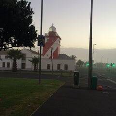 Photo taken at Green Point Lighthouse by Buhle on 3/20/2014