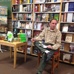 Photo taken at Bookworks by Peter S. on 12/11/2013