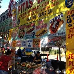 Photo taken at Pensacola Seafood Festival by Gardner G. on 9/28/2013