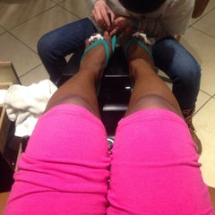 Photo taken at Nail Essence by Exploring on 4/26/2015