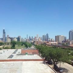 Photo taken at Chicago South Loop Hotel by Kimaya N. on 6/19/2013