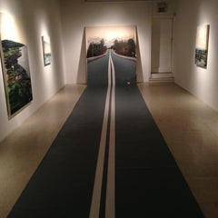 Photo taken at Galerie Art Mûr by Olivier G. on 2/23/2013
