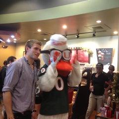 Photo taken at Starbucks by Simon S. on 11/15/2012