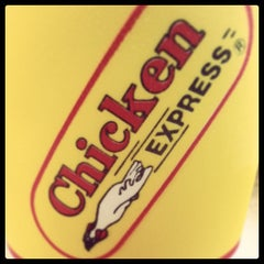 Photo taken at Chicken Express by Chris F. on 7/6/2013