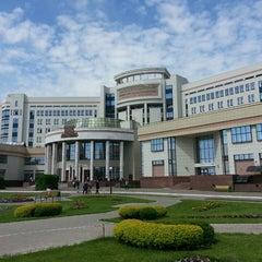 Photo taken at Факультет политологии МГУ by Olga G. on 6/10/2013