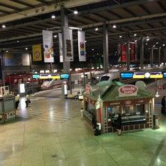 Photo taken at München Hauptbahnhof by Roman G. on 5/27/2013