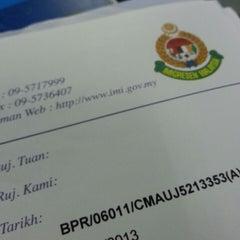 Photo taken at Jabatan Imigresen Malaysia by Kenny S. on 12/24/2013