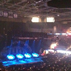 Photo taken at Quicken Loans Arena by Ron S. on 12/27/2012