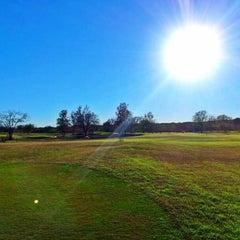 Photo taken at Alamo Golf Club by Rachael M. on 12/17/2012