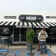 Photo taken at All About The Bread by Ken F. on 3/18/2013